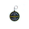 ACME LOCAL | KANSAS AD ASTRA CIRCLE KEYCHAIN