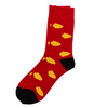 SOCK 101 | THE REID | RED AND YELLOW