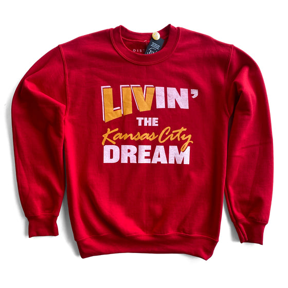 NORMAL HUMAN | LIVIN' THE KC DREAM SWEATSHIRT
