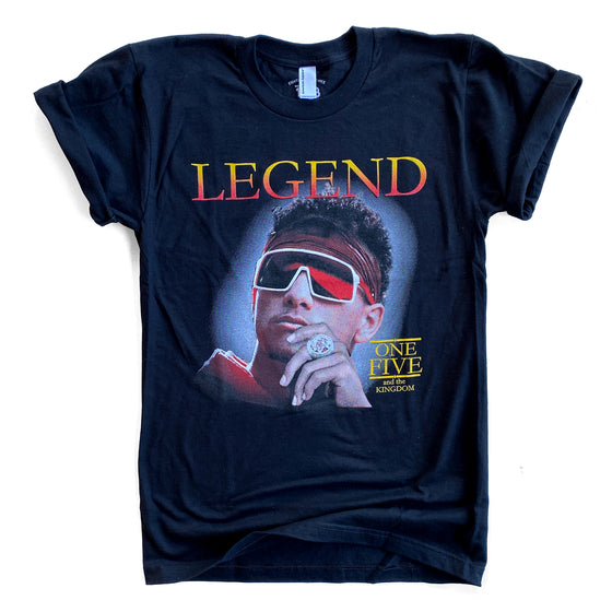 1853 | LEGEND T-SHIRT - BLACK