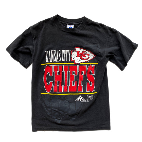 WESTSIDE STOREY VINTAGE | APEX ONE 1994 CLASSIC FADED KC CHIEFS T-SHIRT