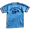 WESTSIDE STOREY VINTAGE | KANSAS CITY ROYALS 1985 WORLD CHAMPIONS POWDER BLUE JERSEY