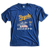 WESTSIDE STOREY VINTAGE | 1985 WORLD SERIES CHAMPIONS KANSAS CITY ROYALS T-SHIRT