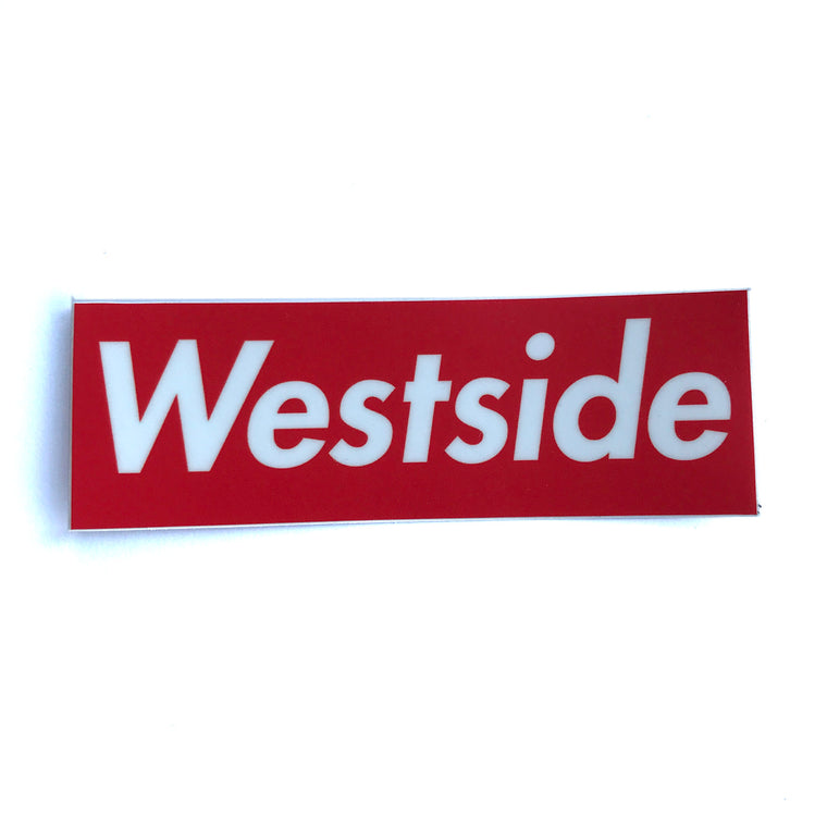 BELLBOY | WESTSIDE SUPREME DECAL