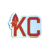 ACME LOCAL | KC ARROWHEAD WHITE DECAL