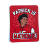 BELLBOY | PATRICK IS MAHOMIE DECAL