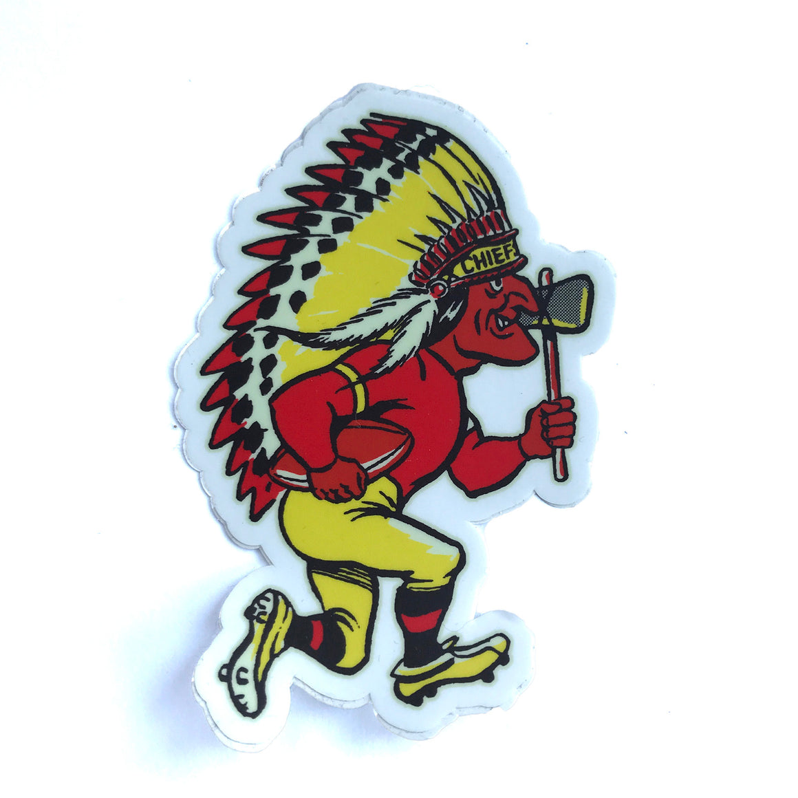 BELLBOY | AFL CHIEF MASCOT DECAL