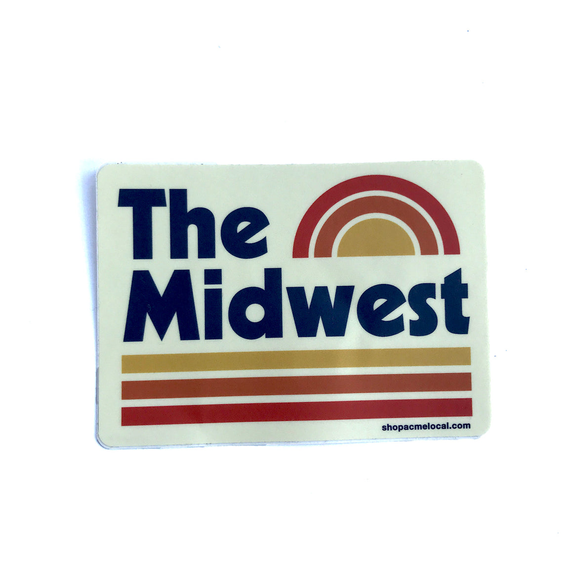 ACME LOCAL | THE MIDWEST SUNSET DECAL