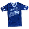 WESTSIDE STOREY VINTAGE | 1985 WORLD CHAMPIONS KANSAS CITY ROYALS RAGLAN