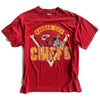 WESTSIDE STOREY VINTAGE | 1990's KANSAS CITY CHIEFS T-SHIRT