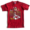 WESTSIDE STOREY VINTAGE | 1993 JOE MONTANA KANSAS CITY CHIEFS T-SHIRT