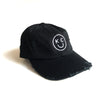 BELLBOY | KC SMILEY HAT | BLACK