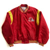 WESTSIDE STOREY VINTAGE | KANSAS CITY CHIEFS SWINGSTER SATIN JACKET