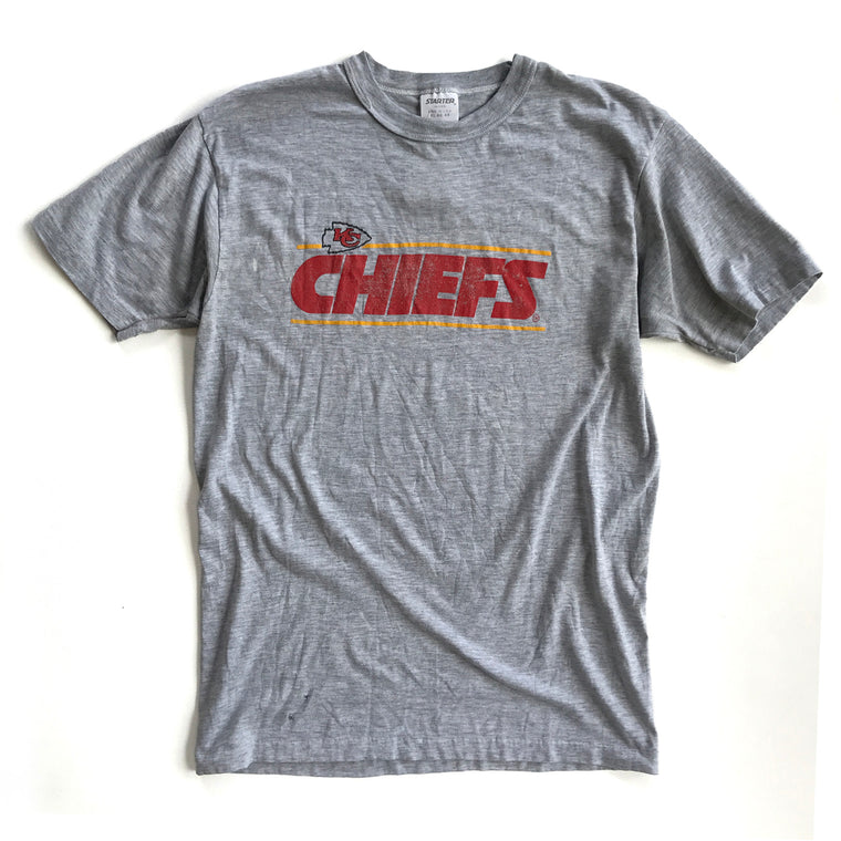WESTSIDE STOREY VINTAGE | KANSAS CITY CHIEFS STARTER T-SHIRT