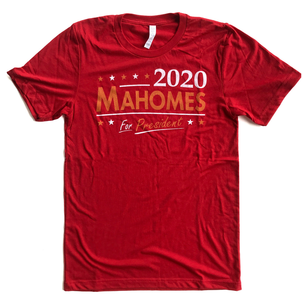 KC LABYRINTH | MAHOMES FOR PRESIDENT