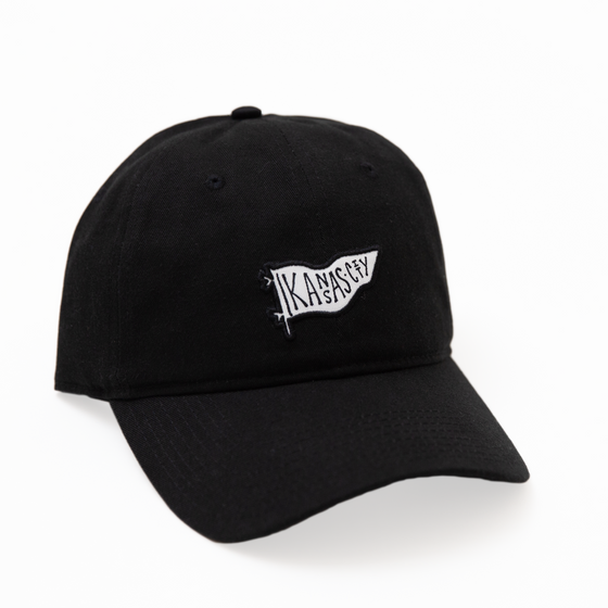 BELLBOY | PENNANT HAT | BLACK