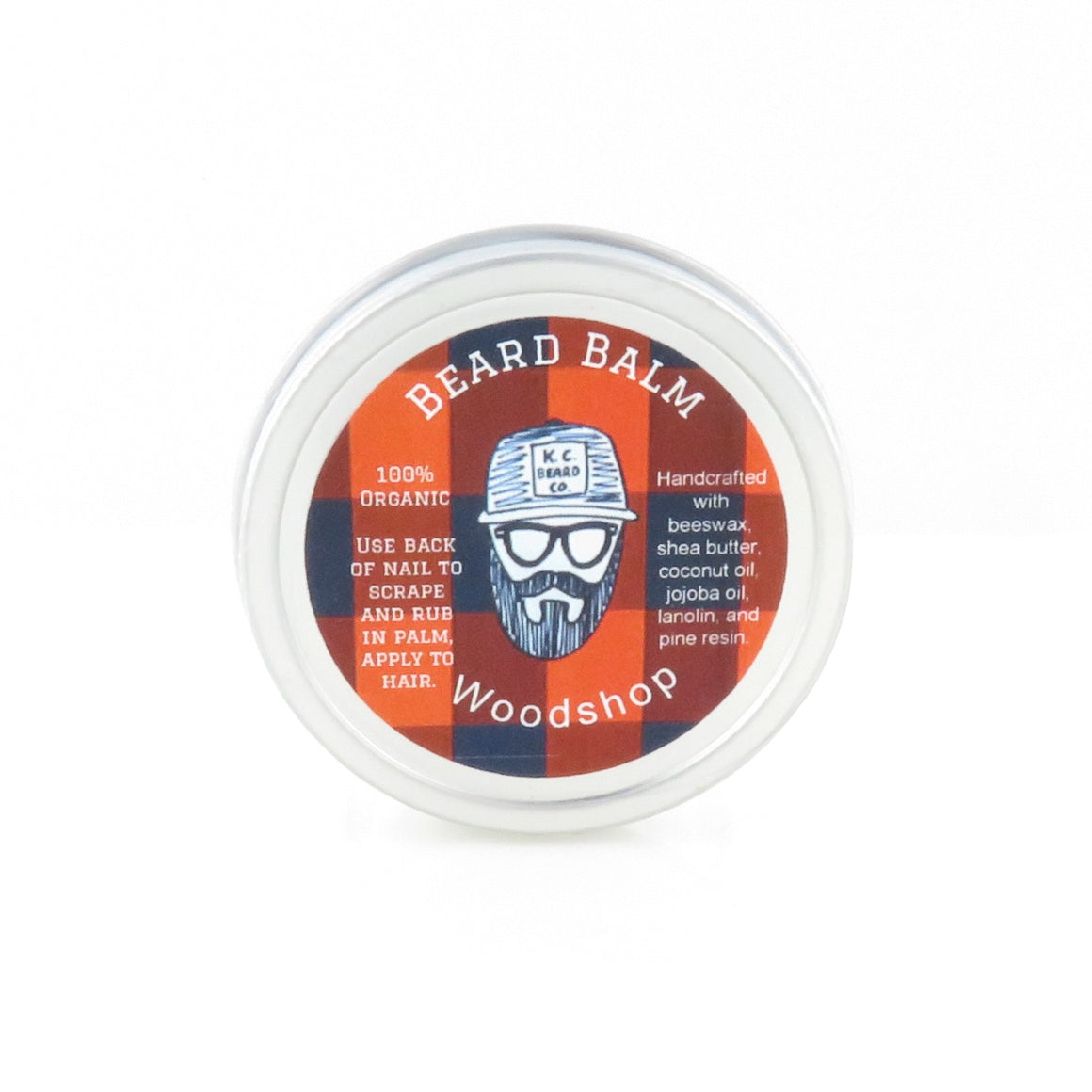 KC BEARD CO | BEARD BALM