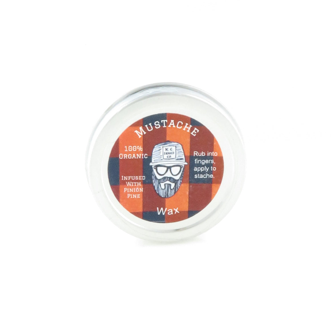 KC BEARD CO | MUSTACHE WAX