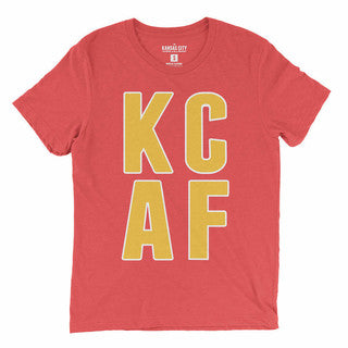 KC CLOTHING | KCAF | RED
