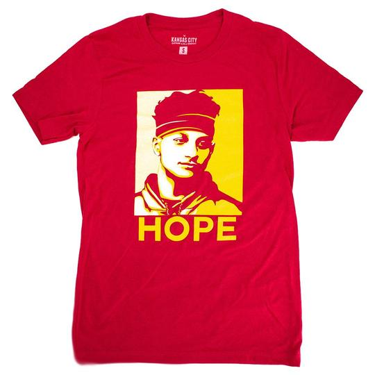 KC CLOTHING | HOPE | RED