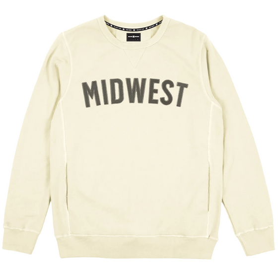 MADE MOBB | MIDWEST SWEATER CREAM