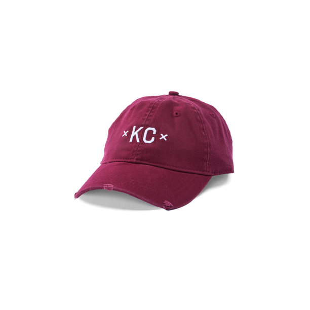 MADE MOBB | KC DAD HAT | MAROON