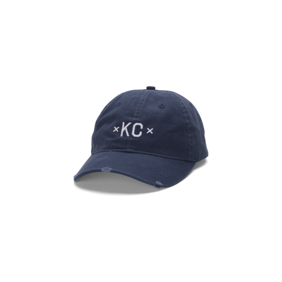 MADE URBAN APPAREL | KC DAD HAT | NAVY