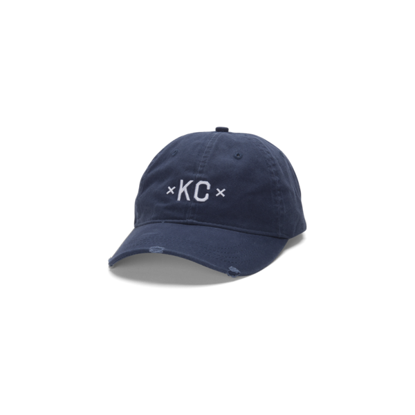 MADE MOBB | KC DAD HAT | NAVY