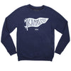 Bellboy Apparel - Pennant Sweatshirt Navy