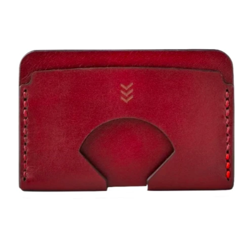 SANDLOT | MONARCH WALLET - BURGUNDY