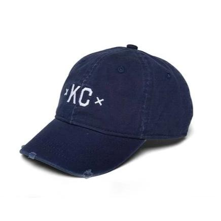 MADE URBAN APPAREL | KC SON HAT | NAVY