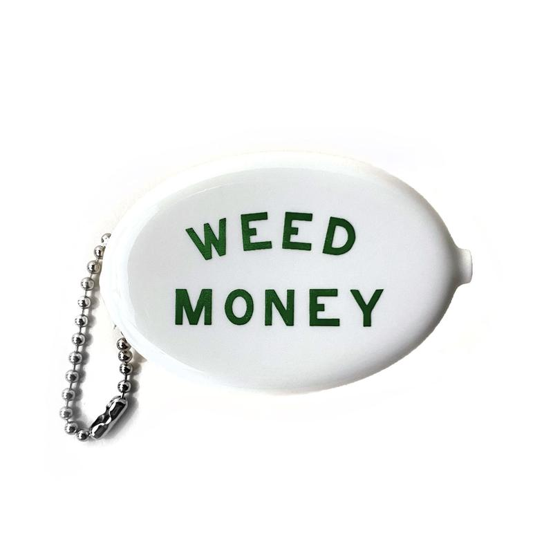 THREE POTATO FOUR | WEED MONEY COIN POUCH