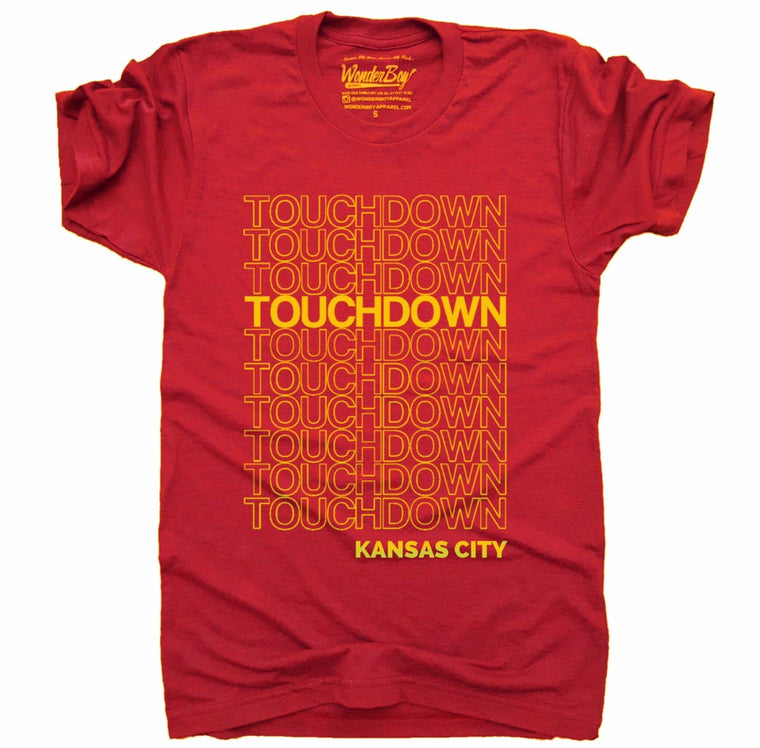 WONDERBOY | TOUCHDOWN KC