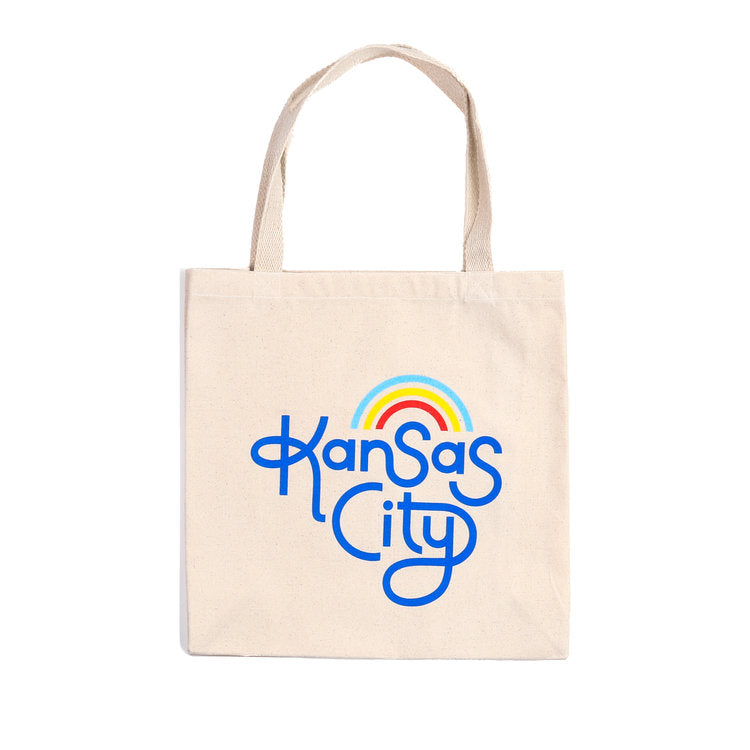 AMPERSAND | RETRO KC CANVAS TOTE BAG