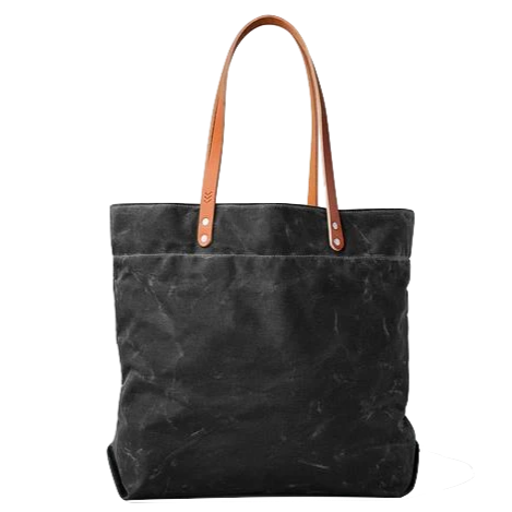 SANDLOT | RUSSELL TOTE BAG - BLACK