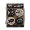 ACME LOCAL | MAGNET PACK - KANSAS