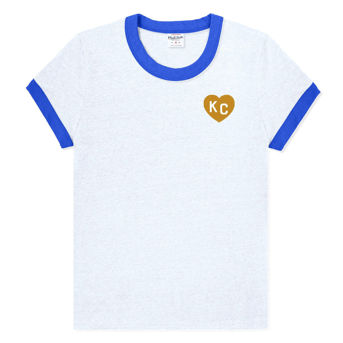 CHARLIE HUSTLE | WOMEN'S CROWNTOWN HEART