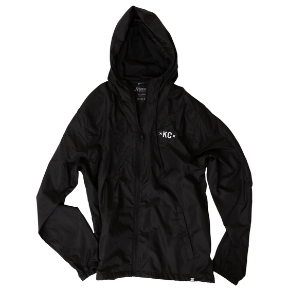 MADE | KC CHEST CREST JACKET | BLACK