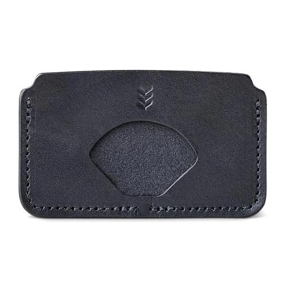 SANDLOT | EDDIE CARD SLEEVE WALLET - BLACK