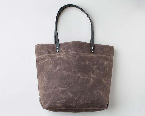 SANDLOT TOTE | RUSSELL | DARK OAK