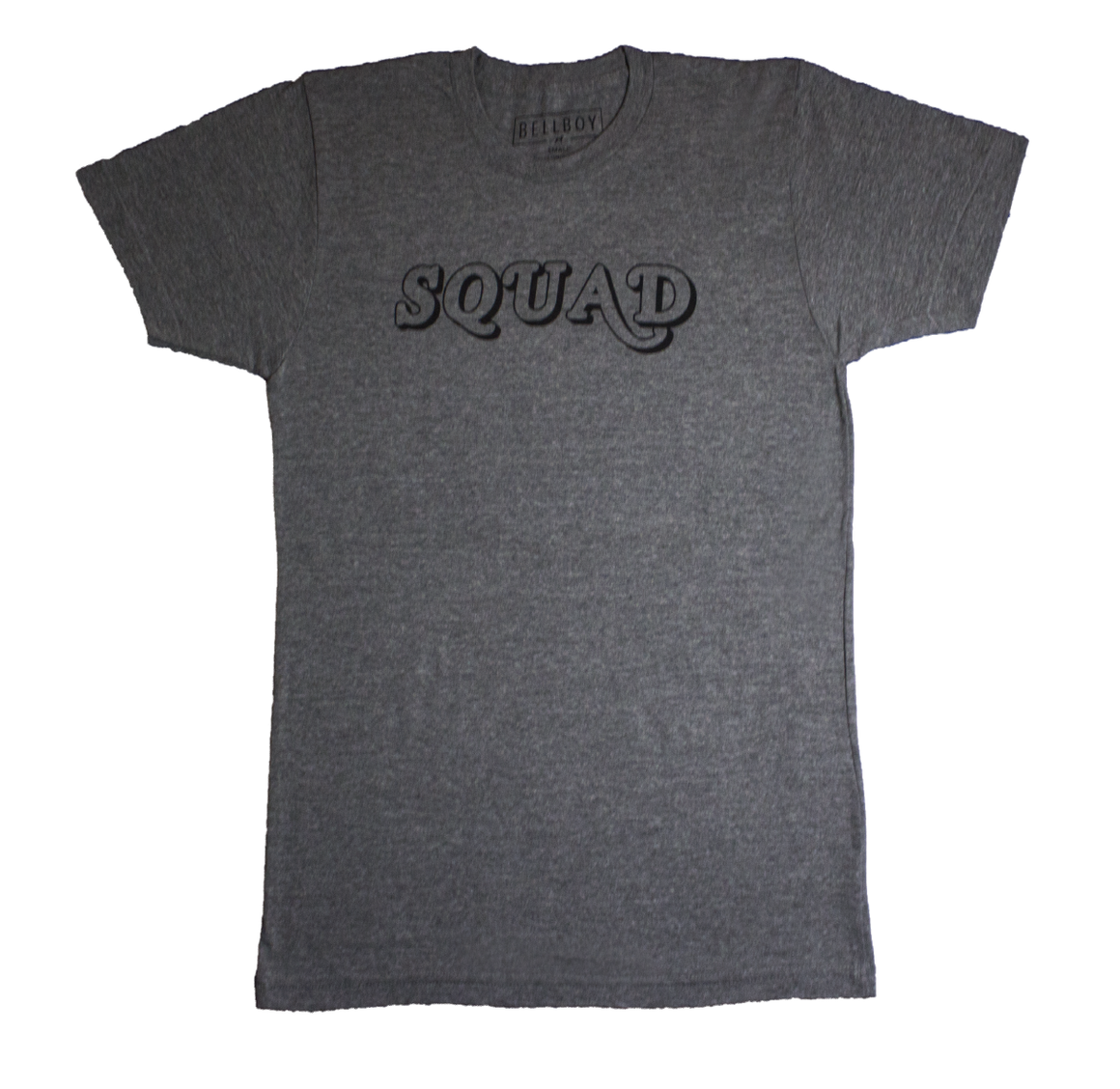 BELLBOY | SQUAD T-SHIRT - GREY