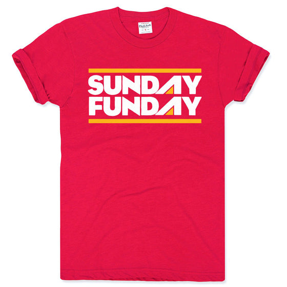 CHARLIE HUSTLE | SUNDAY FUNDAY | RED