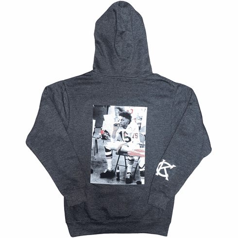 1853 | SMOKIN MAHOMES SWEATSHIRT - DARK GRAY