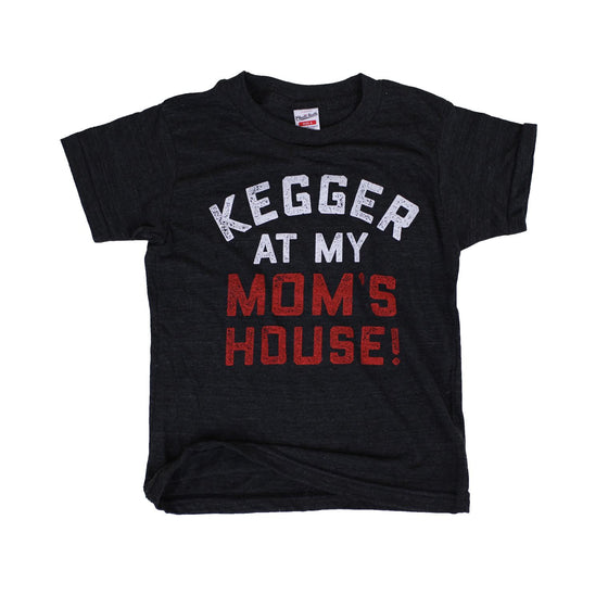 KEGGER AT MY MOM'S | KIDS | BLACK