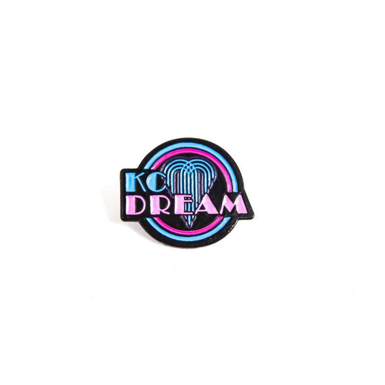BELLBOY | ENAMEL PIN - KC DREAM