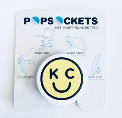 BELLBOY | KC SMILEY POPSOCKET