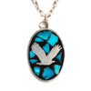x NECKLACE | EAGLE