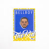 x BELLBOY ON COURT PIN | THE KID