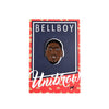 x BELLBOY ON COURT PIN | UNIBROW