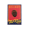x BELLBOY ON COURT PIN | THE KING